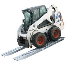 loading ramps for bobcats u0026 heavy equipment discountramps com