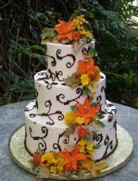 pumpkin and wooden basket wedding cakes wedding pinterest