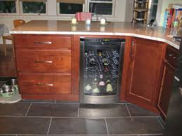Kitchen Cabinet Door Profiles Kitchen Enaging Image Of Modern Kitchen Decoration Using Solid