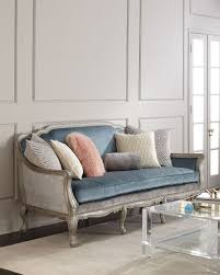Bedrooms Small Side Table Side Chairs Beige Rug Artwork Blue by Luxury Furniture Sofas Tables U0026 Bedroom At Horchow