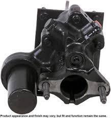 cardone bureau power brake booster hydraulic w o master cylinder cardone 52 7306