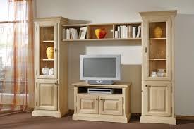 Wohnzimmer Computer Wohnwand Wohnzimmerwand Wohnzimmer Tv Vitrine Wandregal Fichte