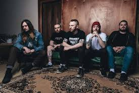 Hit The Floor Reviews - while she sleeps you are we album review mosh