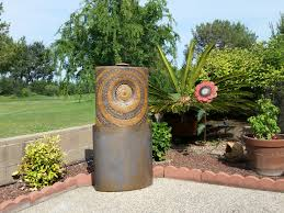 Lighted Water Fountains Outdoor by Out Door Water Fountain Gorgeous Ideas 17 Lighted Stone Springs
