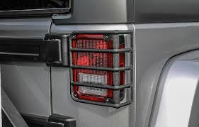 jeep back lights jeep wrangler tail light guards iron blog