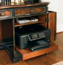Hooker Credenza Grandover Computer Credenza By Hooker Furniture Hooker Office Desks