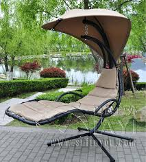 hanging lounge chair with stand u2013 peerpower co