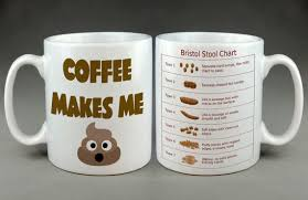 bristol stool chart coffee makes me poop emoji funny nurse