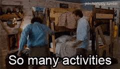 Stepbrothers GIFs Search Create Discover And Share Awesome - Step brothers bunk bed quote