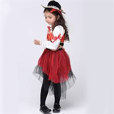 Pirate Halloween Costume Ideas Aliexpress Buy Girls Princess Sea Pirate Costume Kids