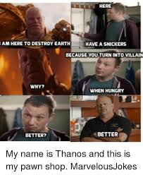 Snickers Commercial Meme - am here to destroy earth have a snickers because you turn into