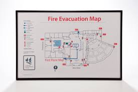 fire extinguisher symbol floor plan pin by yubo on evacuation map pinterest office signs