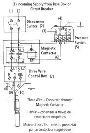 deep well pump wiring diagram