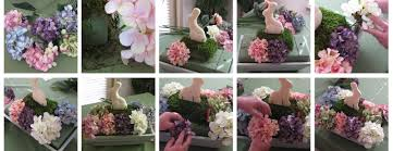 easter arrangements centerpieces white chocolate bunny easter arrangement for your table to