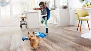6 benefits of waterproof luxury vinyl flooring for pet friendly homes