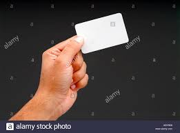 Magician Business Cards Hands Hand Hands Finger Nail Hold Holding Credit Card Visa Buying