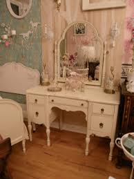 Antique Makeup Vanity Table Shabby Chic Vanity Table Home Furnishings
