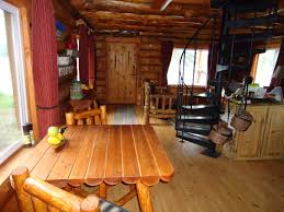 Log Cabin Furniture Alaska Bush Life Off Road Off Grid Tiny House Furnishings