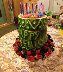 Watermelon Cake Decorating Ideas 149 Best Summer Party Images On Pinterest Party Watermelon