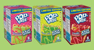 halloween pop tarts you can now eat jolly ranchers for breakfast