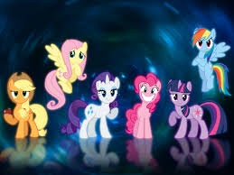 halloween background ponies my little pony mane 6 wallpaper by bc89 deviantart com on