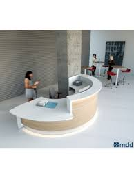 White Gloss Reception Desk Valde Reception Desk U2013 Valeria Furniture