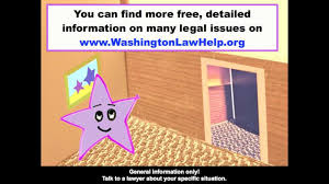 General Power Of Attorney Washington State by Northwest Justice Project I Got An Eviction Notice Tenants