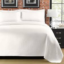Queen Bed Coverlet Set Lamont Home Diamante Coverlet Set Hayneedle