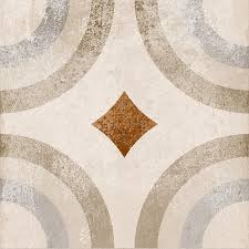 shop style selections cityside beige porcelain floor and wall tile