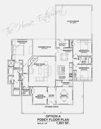 the house enthusiast posey residence house plans