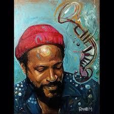 marvin e african artafrican american