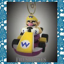 mario kart ornament nintendo ebay