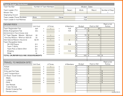 Family Budget Spreadsheet 11 Financial Budget Template Monthly Bills Template