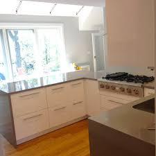 a new england farmhouse gets an italian style ikea kitchen