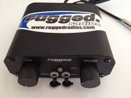 2012 rugged radios headsets for atv utv and side x side riders