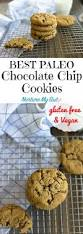 best paleo chewy chocolate chip cookies