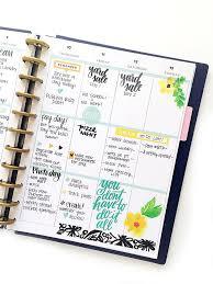 Book Ideas Best 25 Planner Book Ideas On Pinterest Bullet Journal Agenda
