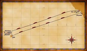 Ensenada Mexico Map by Personal Navigators Disney Wonder 14 Night Hawaiian Cruise