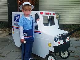 postman costume inhabitots