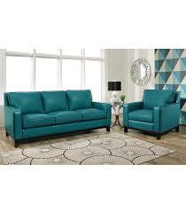 teal livingroom living room sets laguna leather sofa set