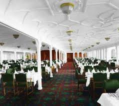 Titanic First Class Dining Room 267 Best Rms Titanic Images On Pinterest Travel Ship And