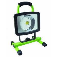 the home designers designers edge 23 watt led portable work light l1681 the home depot
