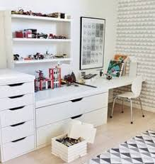 bureau chambre ikea mommo design ikea hacks for stolmen desk zone