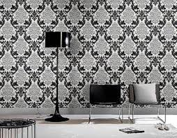 black and white wallpaper ebay black and silver damask wallpaper 24 high resolution wallpaper