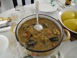 cuisine ivoirienne en dorade sauce gouagouassou côte d ivoire awa webzine