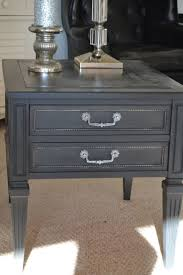 refinishing end table ideas best 25 painted end tables ideas on pinterest refinished end