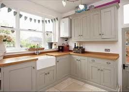Paint For Kitchen Cabinets Uk The Best Budget Contemporary Shaker Kitchens With Painted Kitchen
