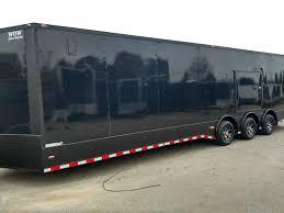 triple spread axle 8 5x32 enclosed trailer interior design