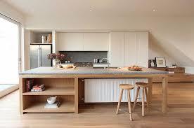 ilot central cuisine contemporaine cuisine avec ilot central 7 façons de l aménager