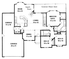 house plan chp 25871 at coolhouseplans com house things
